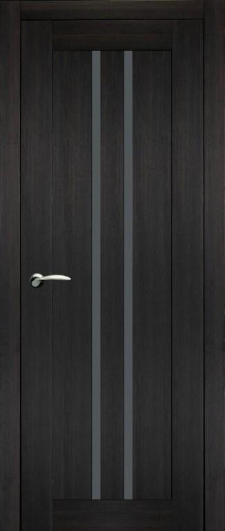 Дверь 10 темный венге