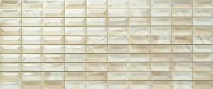 Керамическая Плитка Impronta Onice beige agata mosaico