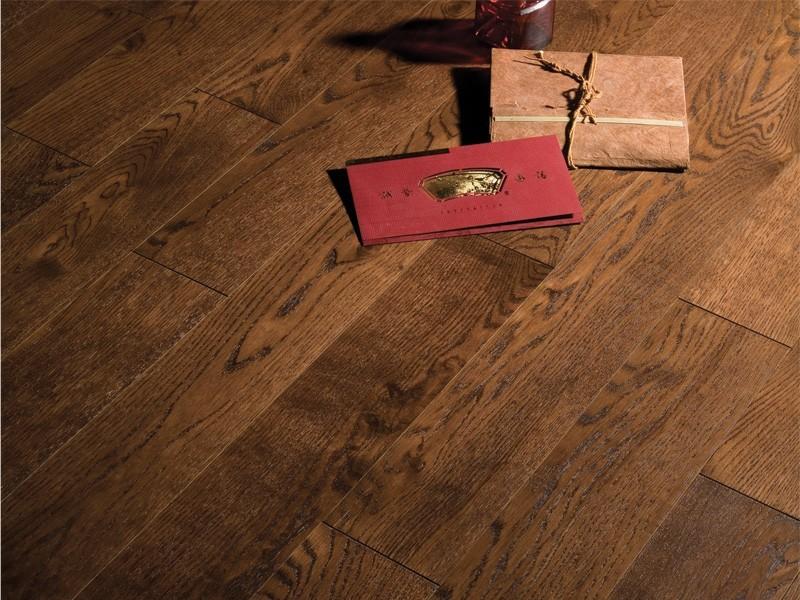 Паркетная Доска Coswick 1132-3206 Дуб кантри бразильский орех(walnut)