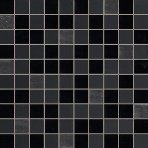 Керамическая Плитка Emil Ceramica Mosaico black