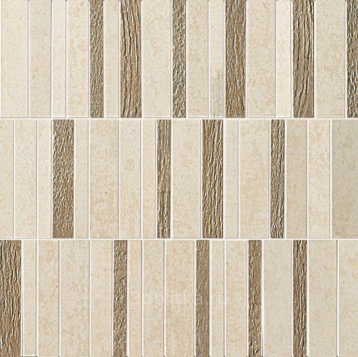 Керамическая Плитка Fap Ceramiche Meltin tratto sabbia mosaico