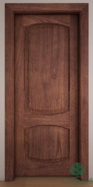 Двери Стародуб Модель 23пг орех американский патина