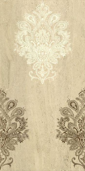 Керамическая Плитка Capri Ins. stencil crema 30x60