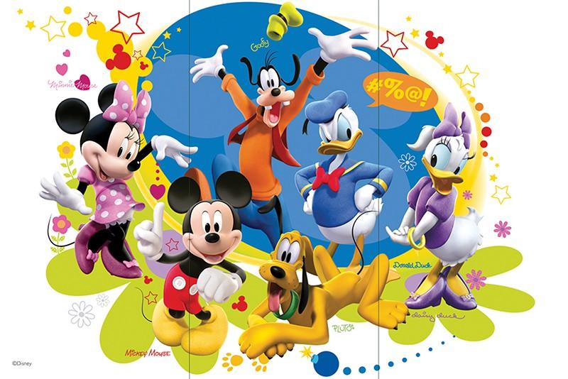 Керамическая Плитка Azteca Mickeys friends 3a-v r3060