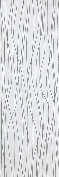 Керамическая Плитка Fap Ceramiche Onda argento inserto