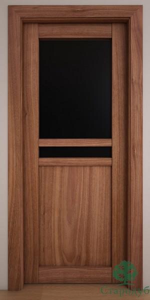 Двери Стародуб Модель 3по орех американский