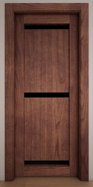 Двери Стародуб Модель 17 орех американский патина