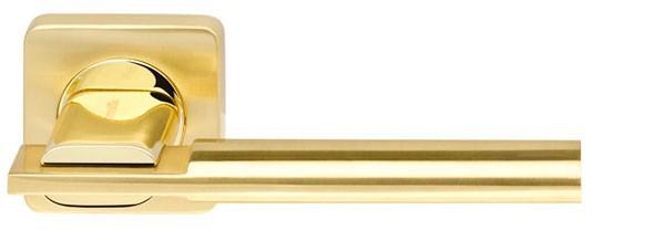 Ручка раздельная trinity золото