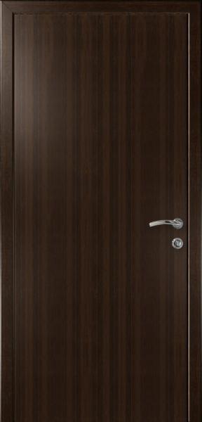 Дверь Дуб венге гладкая
