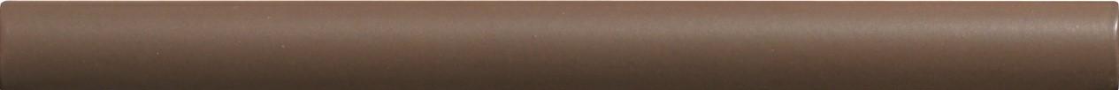 Керамическая Плитка Italon Карандаш коричневый матовый в