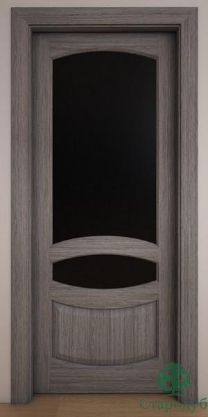 Двери Стародуб Модель 25по дуб серый