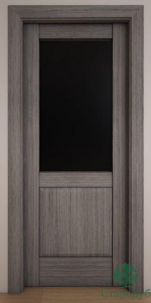 Двери Стародуб Модель 26по дуб серый