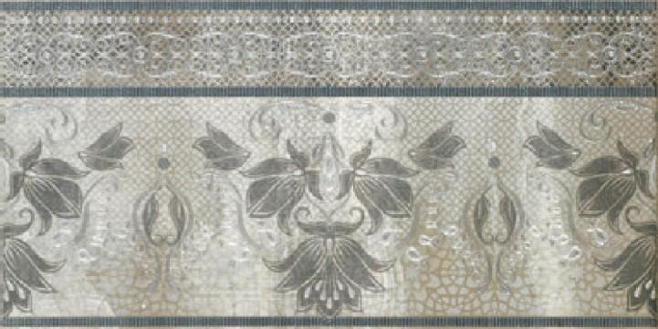 Керамическая Плитка Porcelanite Dos Cenefa perla gris acero