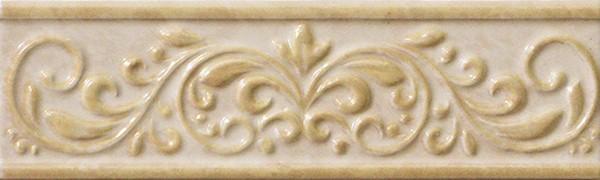 Керамическая Плитка Italon Крим бордюр натура