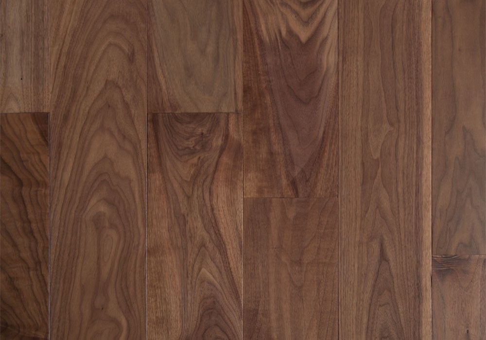 Массивная Доска Magestik Floor Орех американский селект 90