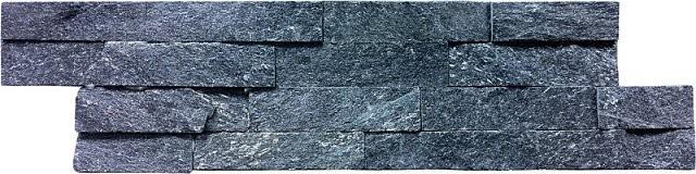 Керамическая Плитка Azteca Brick soft 40 negro