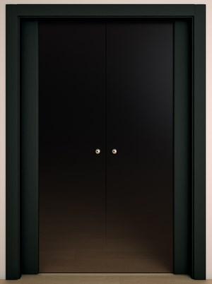 Двери Стародуб Модель 9 черное дерево