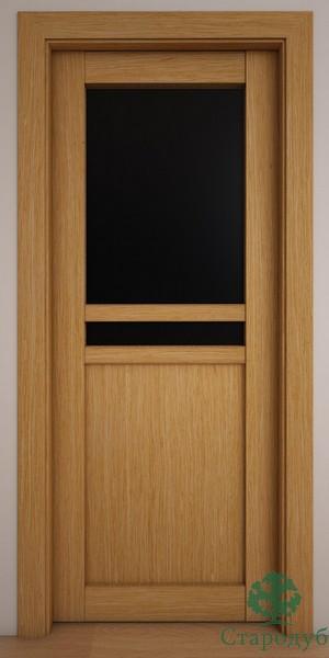Двери Стародуб Модель 3по дуб бархатный