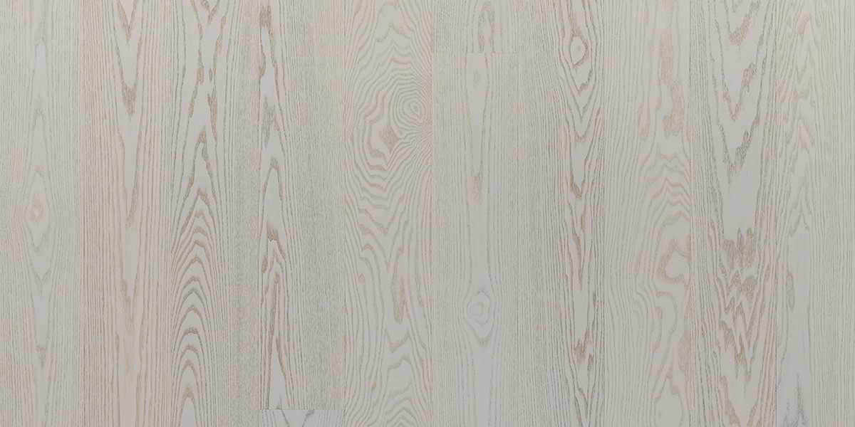 Паркетная Доска Floorwood 138 Ash madison premium white matt