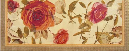 Керамическая Плитка Absolut Keramika Decor rosas term