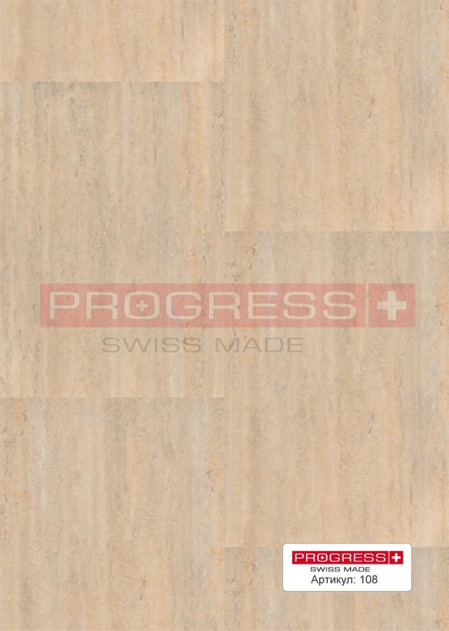 Виниловый Ламинат Progress 108 Traverto