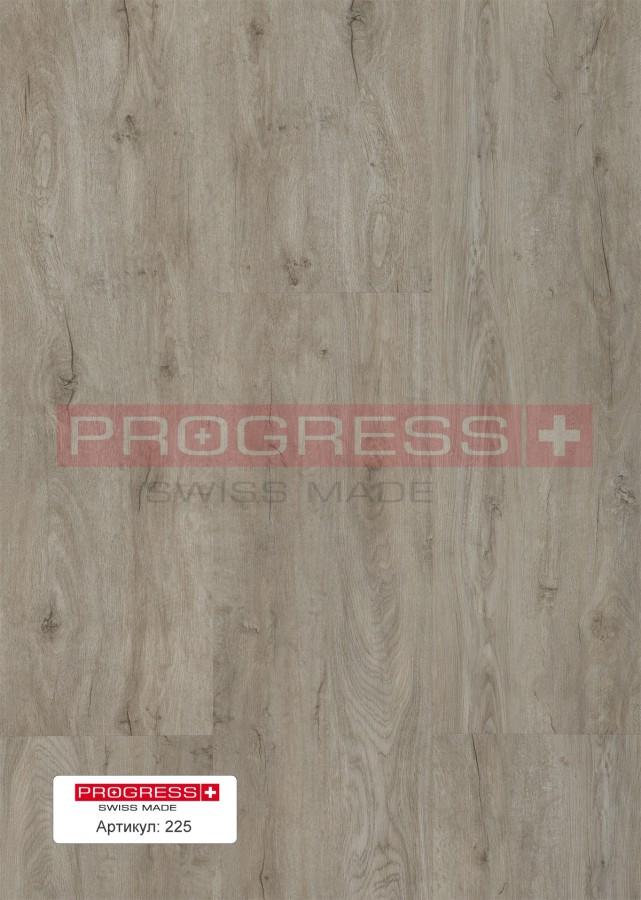 Виниловый Ламинат Progress 225 Pine grey