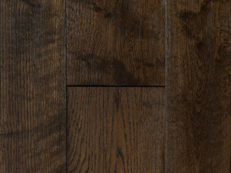 Массивная Доска Magestik Floor Дуб бренди (браш)