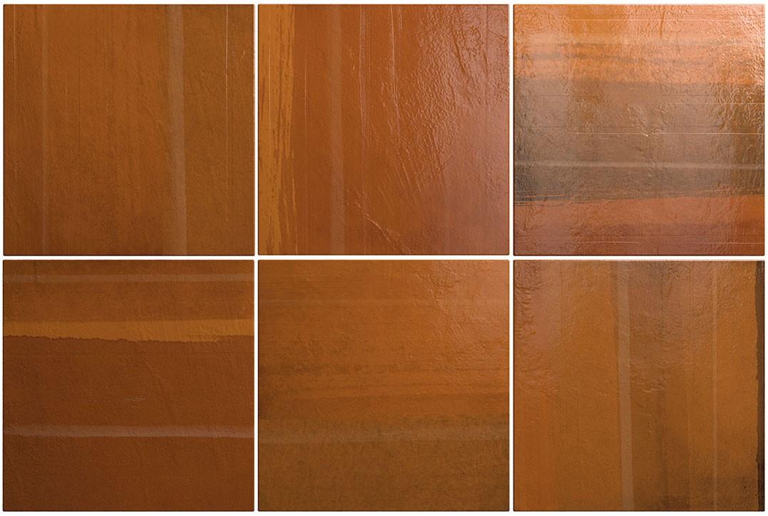 Керамическая Плитка Equipe Cala tangerine 20x20