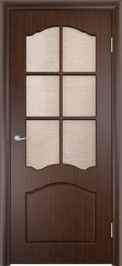 Дверь Лидия венге (пвх) до