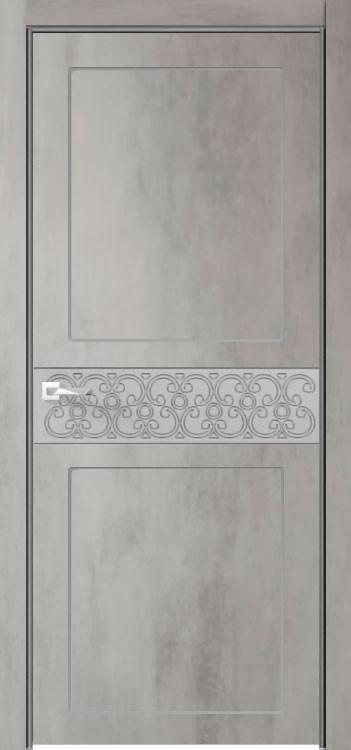 Дверь Севилья 07 бетон светлый