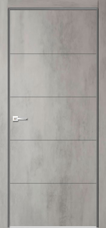Дверь Севилья 21 бетон светлый