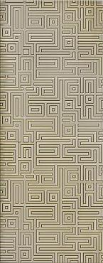 Керамическая Плитка Azori Greige labirint 20,1х50,5